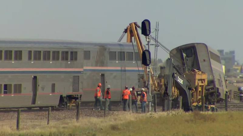National Transportation Safety Board investigators are looking into the cause of the accident,...
