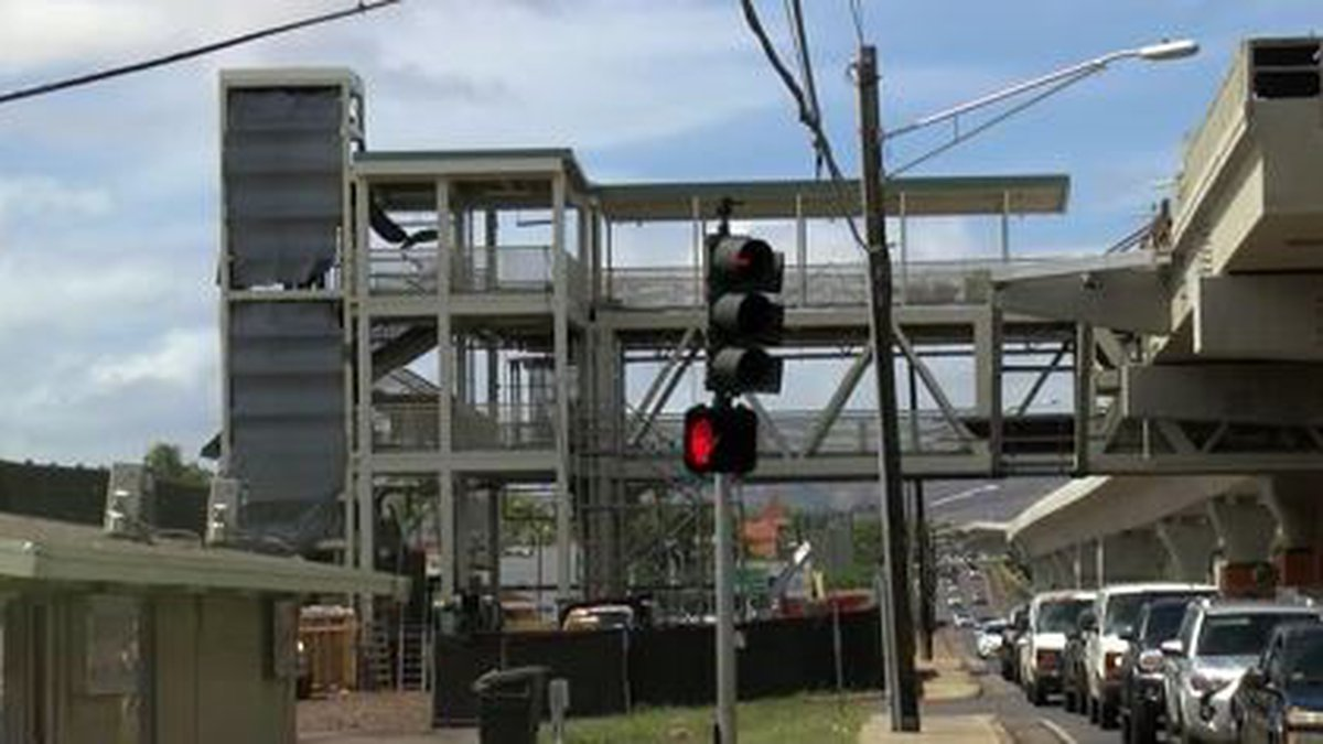 To cut costs in 2013, rail officials decided to scrap plans for the Pouhala station's makai...