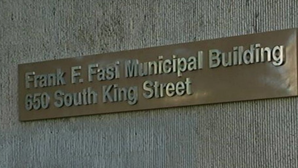 Frank Fasi Municipal Building