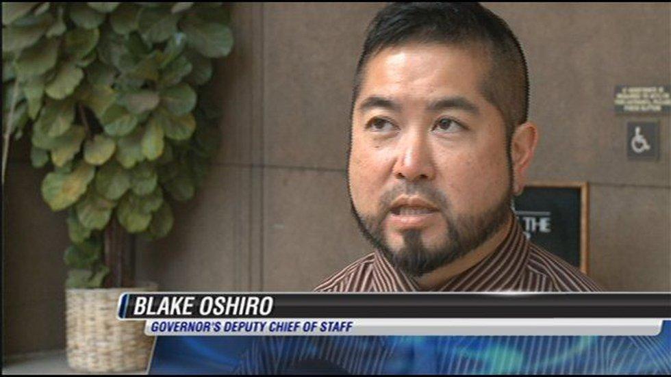 Blake Oshiro