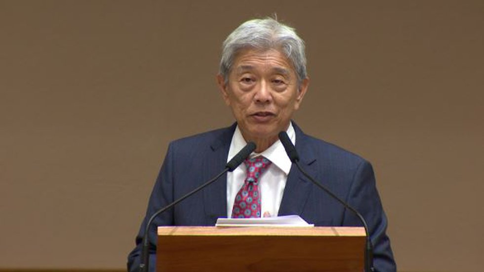 Acting Honolulu Prosecuting Attorney Dwight Nadamoto