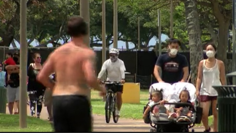 If approved, it would make Oahu's mask mandate one of the strictest in the country