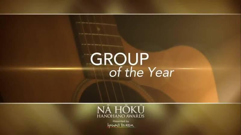 2019 Na Hoku Hanohano Awards: Group of the Year
