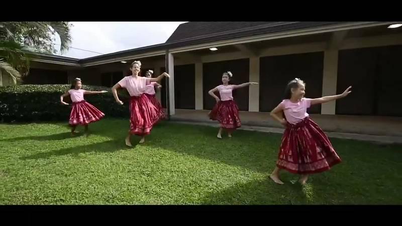 Halau Hula 'O Puka'ikapuaokalani Kumu Hula Darcey Moniz