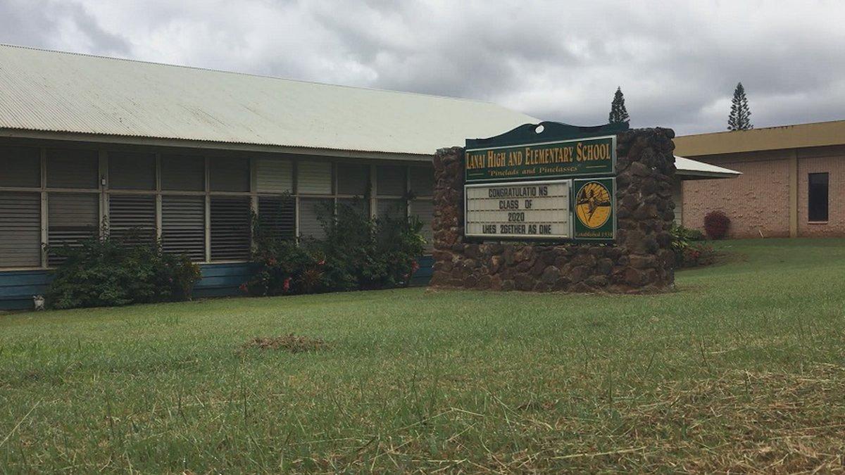 Lanai High and Elementary School