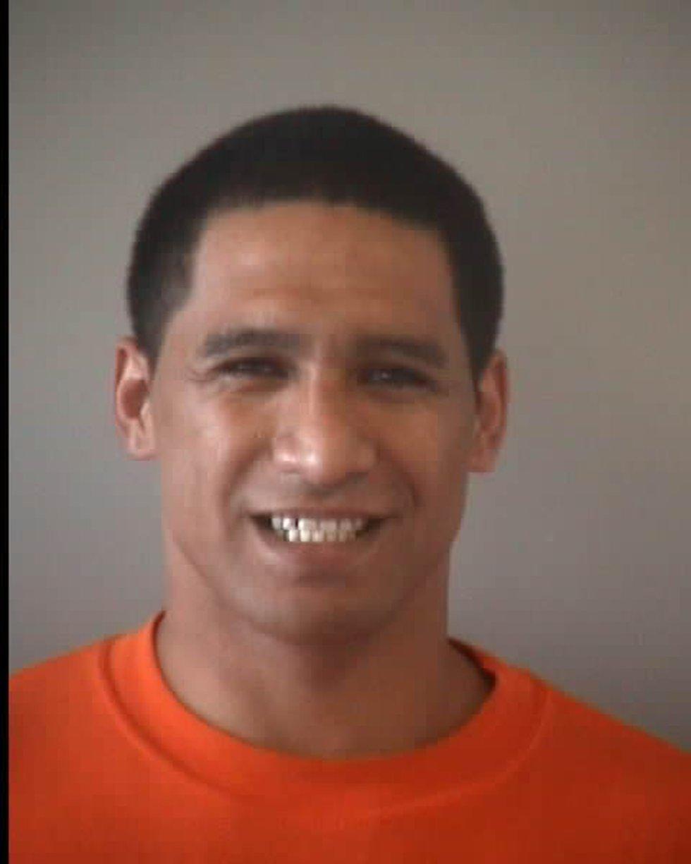 Mugshot of John Kahalehoe, who escaped from MCCC on Thursday night.