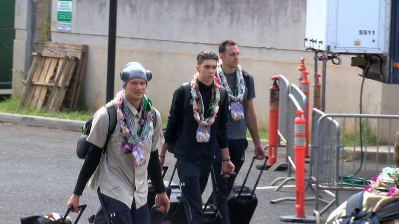 UH athletes return home amid season cancellations due to the outbreak of COVID-19