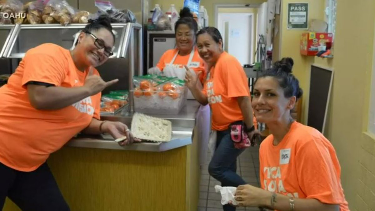 YWCA Fernhurst program helps women transition to getting jobs and maintaining success after...