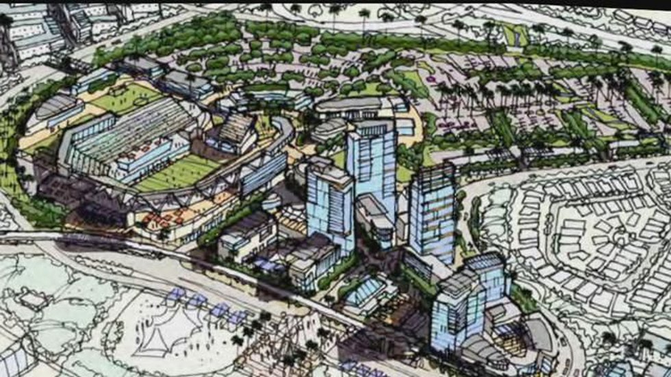 GF Default - Aloha Stadium redevelopment could soon begin with EIS