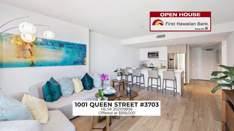 Open House: Bright and airy 1 BD residence and a 4 BD, 2.5 bathroom home in Hoopili