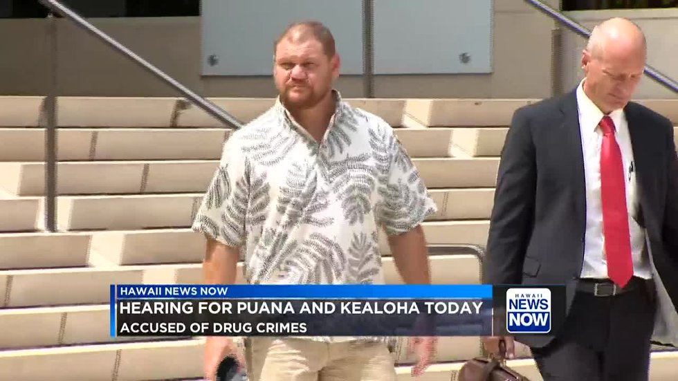 An arraignment hearing is set for today in federal court for Katherine Kealoha and her brother...
