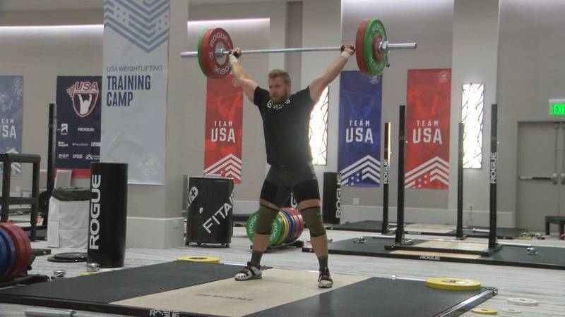 For the USA Weightlifting team, the road to the Olympic Games in Tokyo goes through Hawaii.