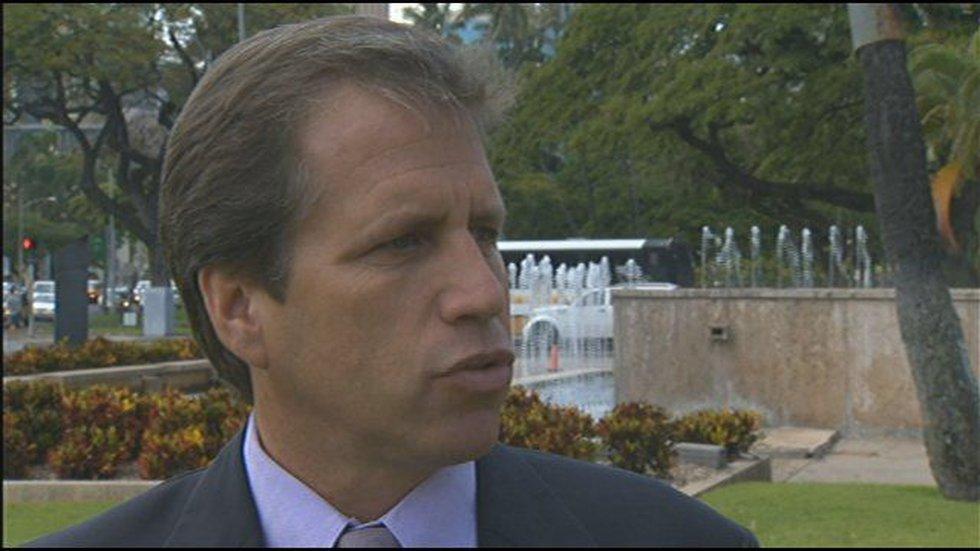 Tom Berg, Honolulu City Councilmember