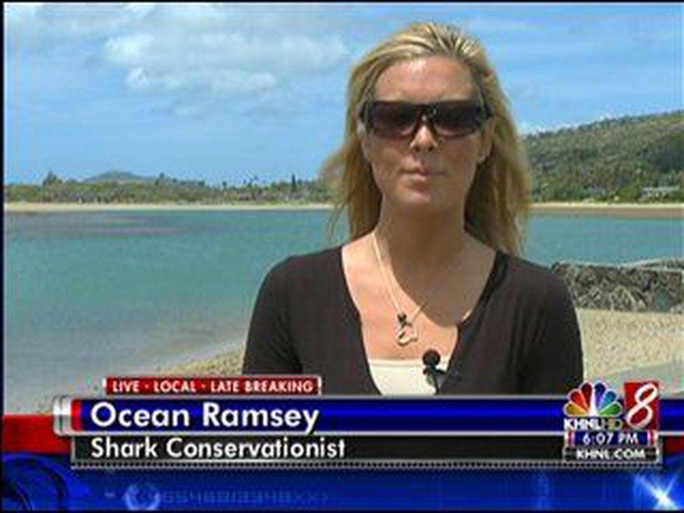 Ocean Ramsey