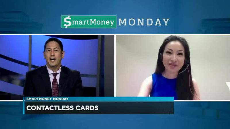 SmartMoney Monday: Contactless cards