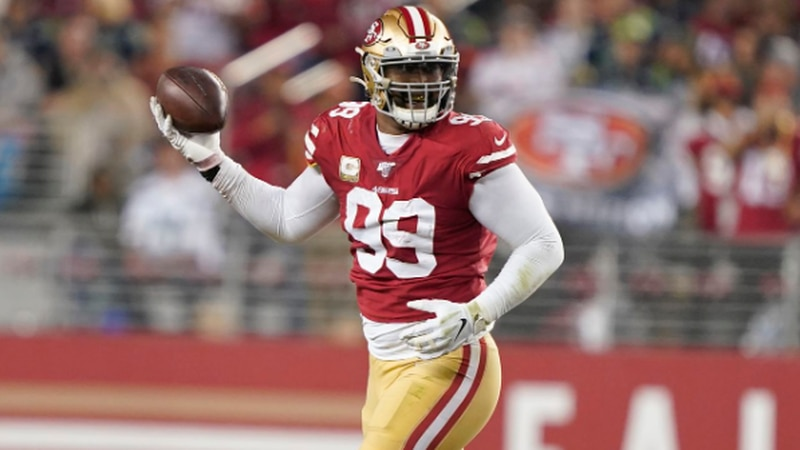 Waianae native DeForest Buckner has been traded to the Indianapolis Colts for a 2020 first...