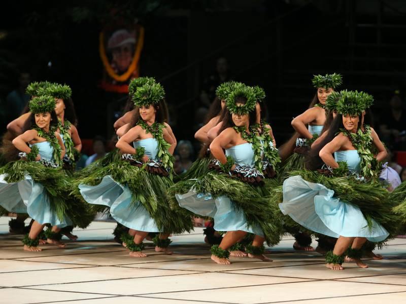 Hālau o Ka Hanu Lehua 2019 Merrie Monarch Hula Kahiko
