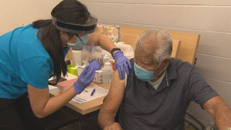 A vaccination clinic in Leeward Oahu sought to get the shots to under-served communities.