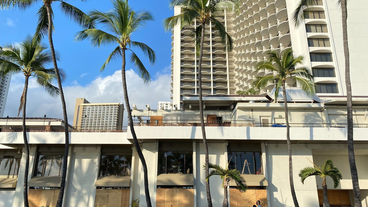 State orders have shuttered scores of Hawaii businesses, brought tourism to a virtual...