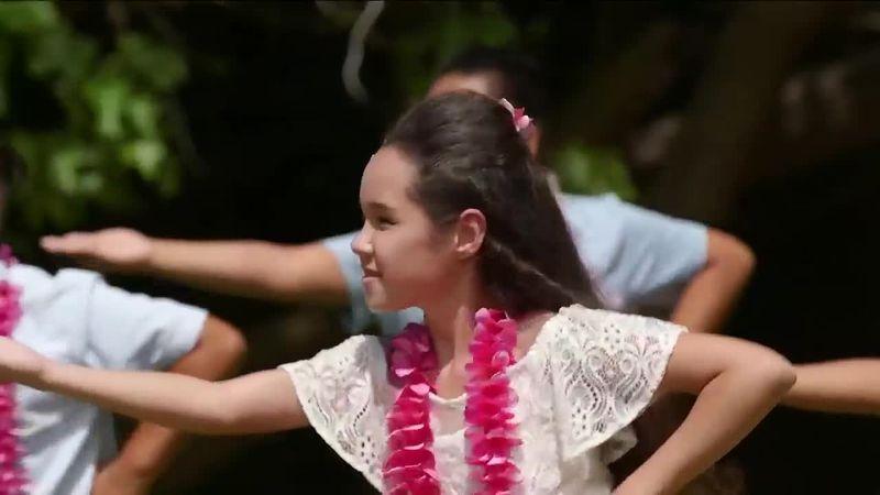 Keiki Hula Hōʻike: Hālau o Ka Hanu Lehua