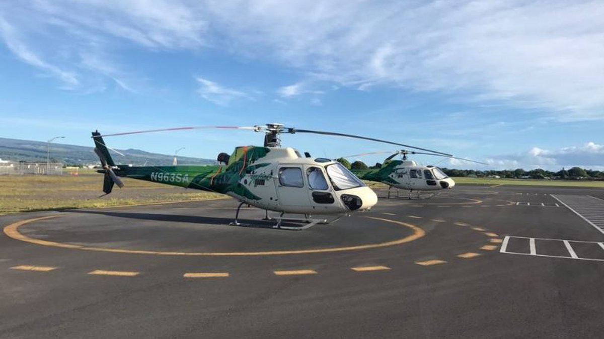 (Image: Safari Helicopters)