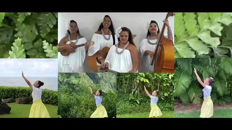 Ka La 'Onohi Mai O Ha'eha'e Na Kumu Hula Tracie & Keawe Lopes