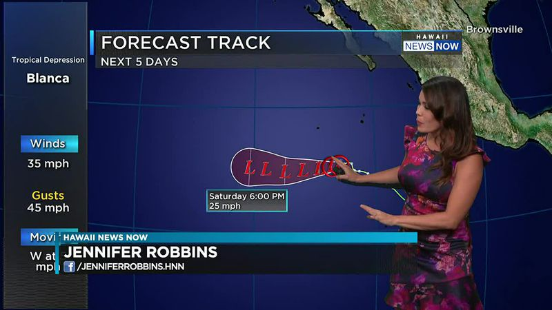 Tracking trade winds and hurricane season has kicked off
