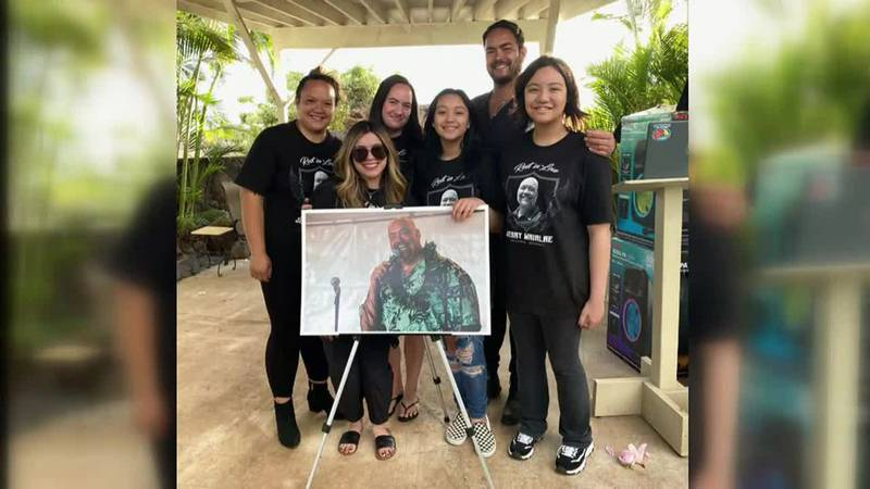 The family of a man who was fatally stabbed in an altercation on the H-1 Freeway is outraged...