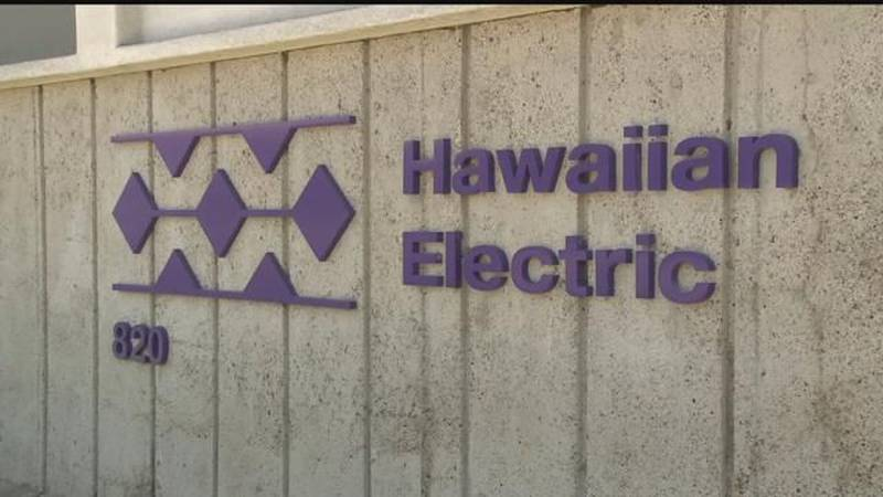 HECO headquarters in Honolulu.