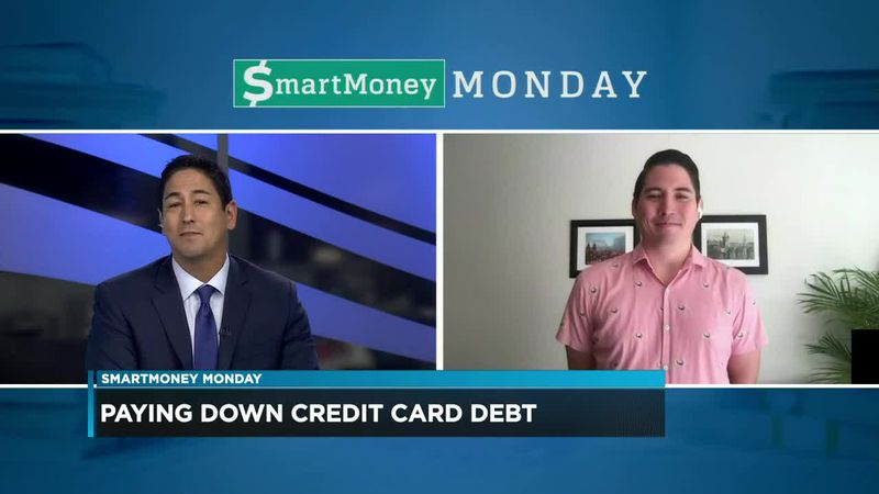 SmartMoney Monday: Tips for paying off credit card debt