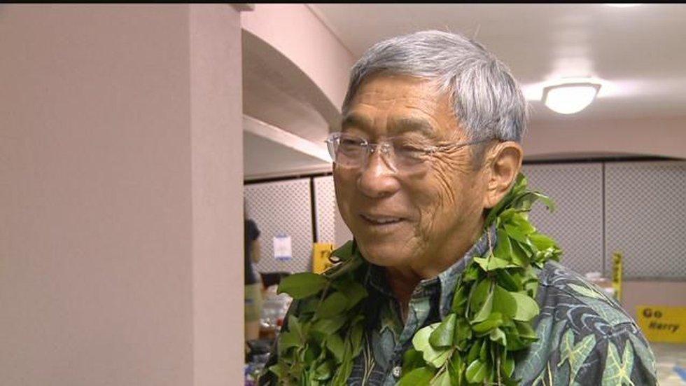 Harry Kim (Image: Hawaii News Now / File)