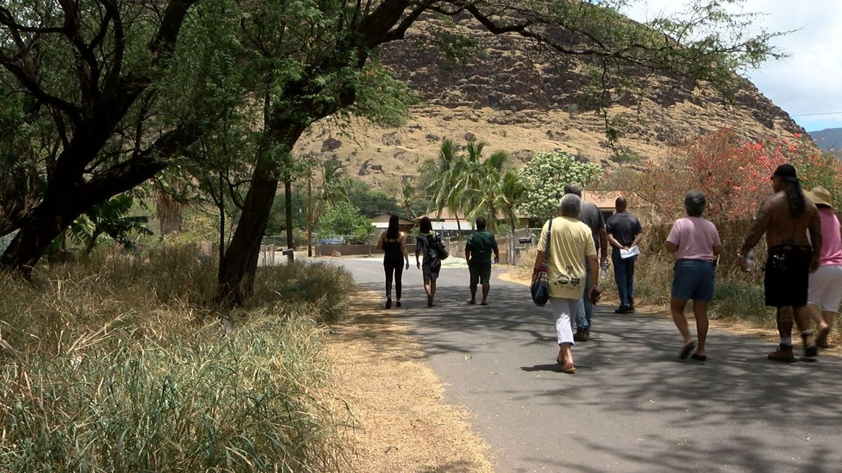Some residents have voiced their opposition to Hale Makana O Maili.