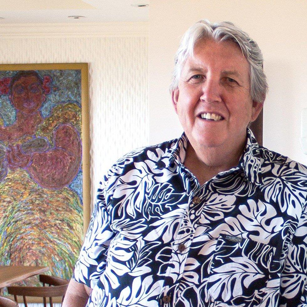 Mark Blackburn (Image: Blackburn)
