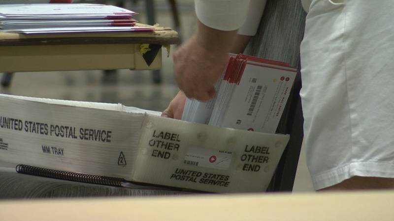 Hundreds of thousands sent in their ballots for Hawaii's first mail-in primary election.