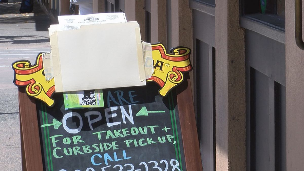 Some Oahu restaurants are still open for takeout during the stay-at-home order.
