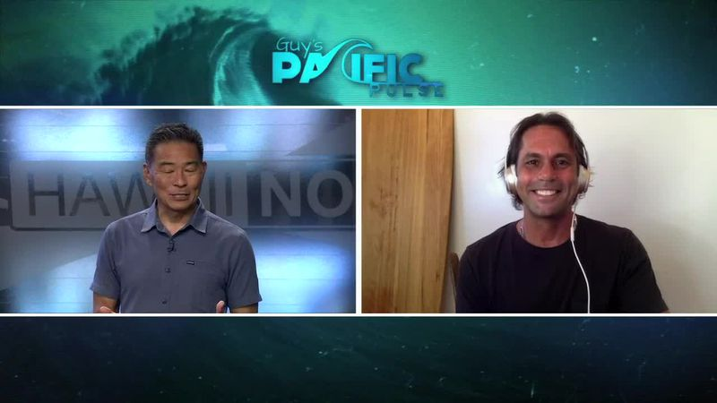 Pacific Pulse: Local surfers show their stuff in Rip Curl virtual contest