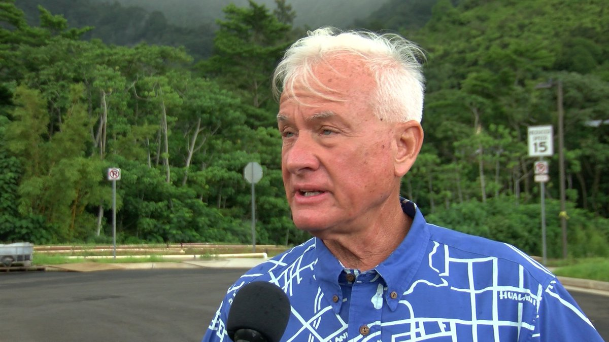 Mayor Kirk Caldwell responds to city council's decision to relocate to Alii Tower from Honolulu...