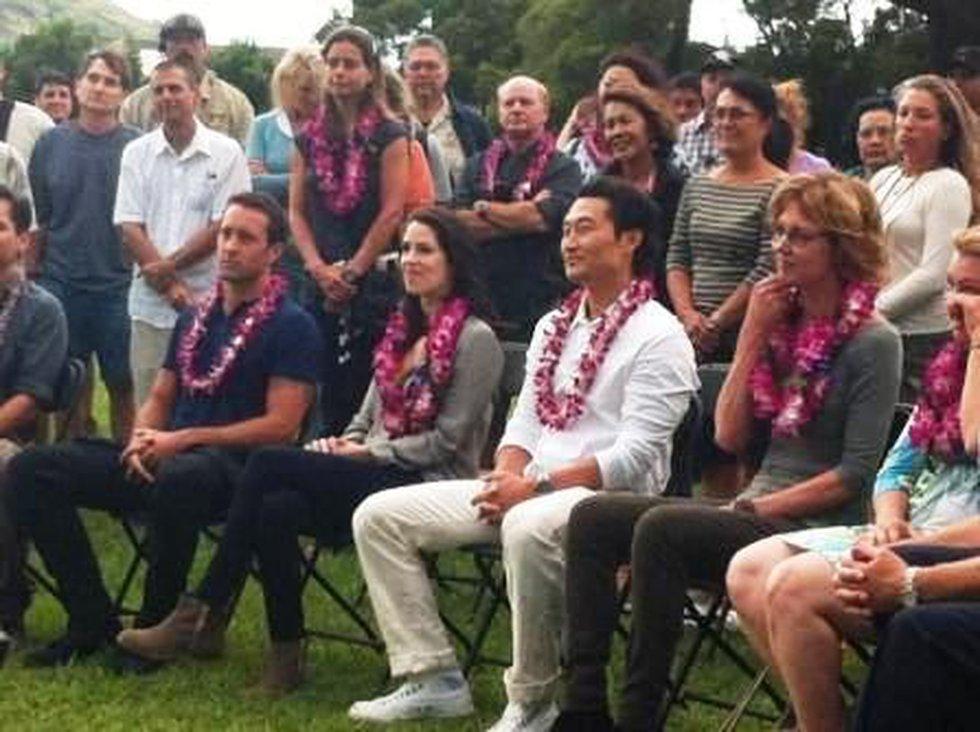 Hawaii Five-0 Season 3 Blessing