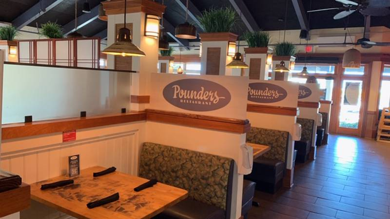 Sales are down about 70% at Pounders Restaurant, which is in the Polynesian Cultural Center's...
