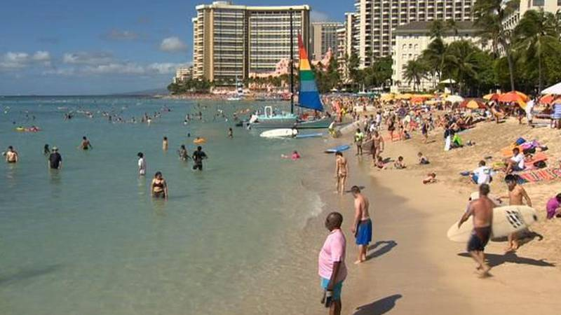 Hawaii's tourism recovery is moving ahead of schedule.
