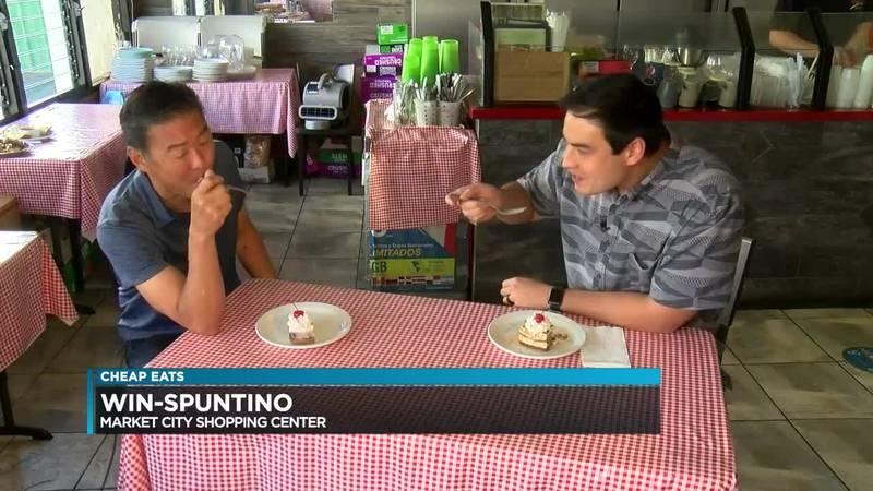Cheap Eats: Win-Spuntino