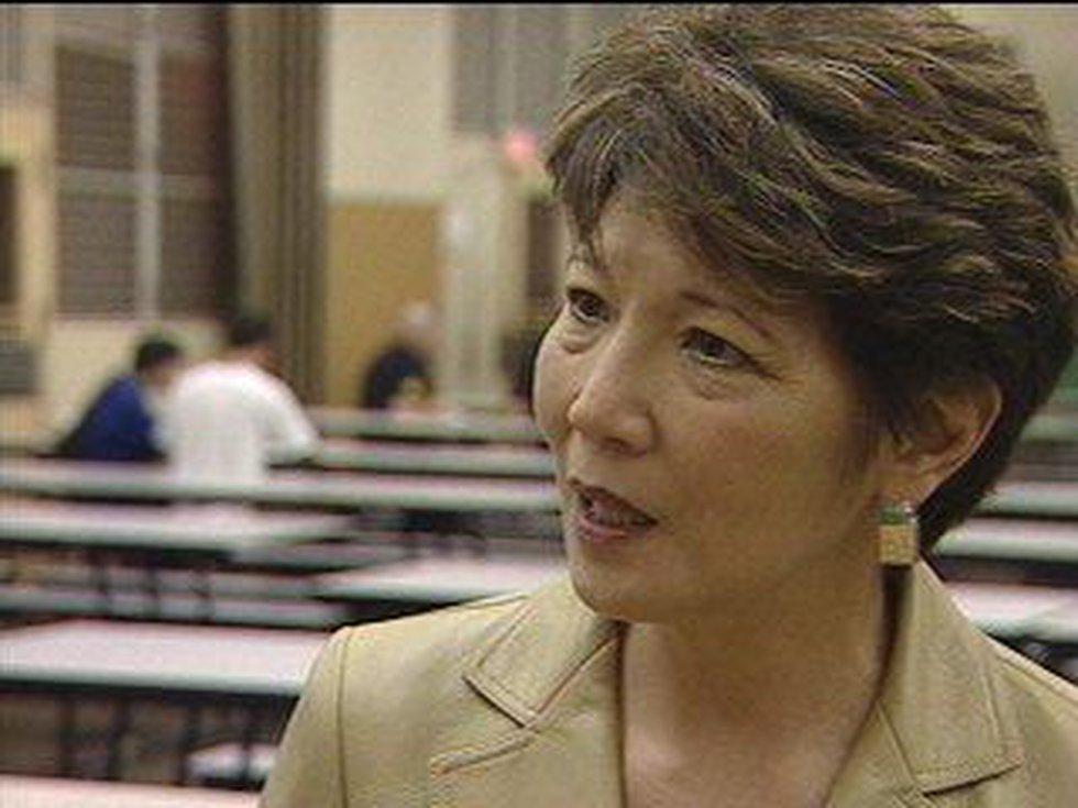 Senator Carol Fukunaga