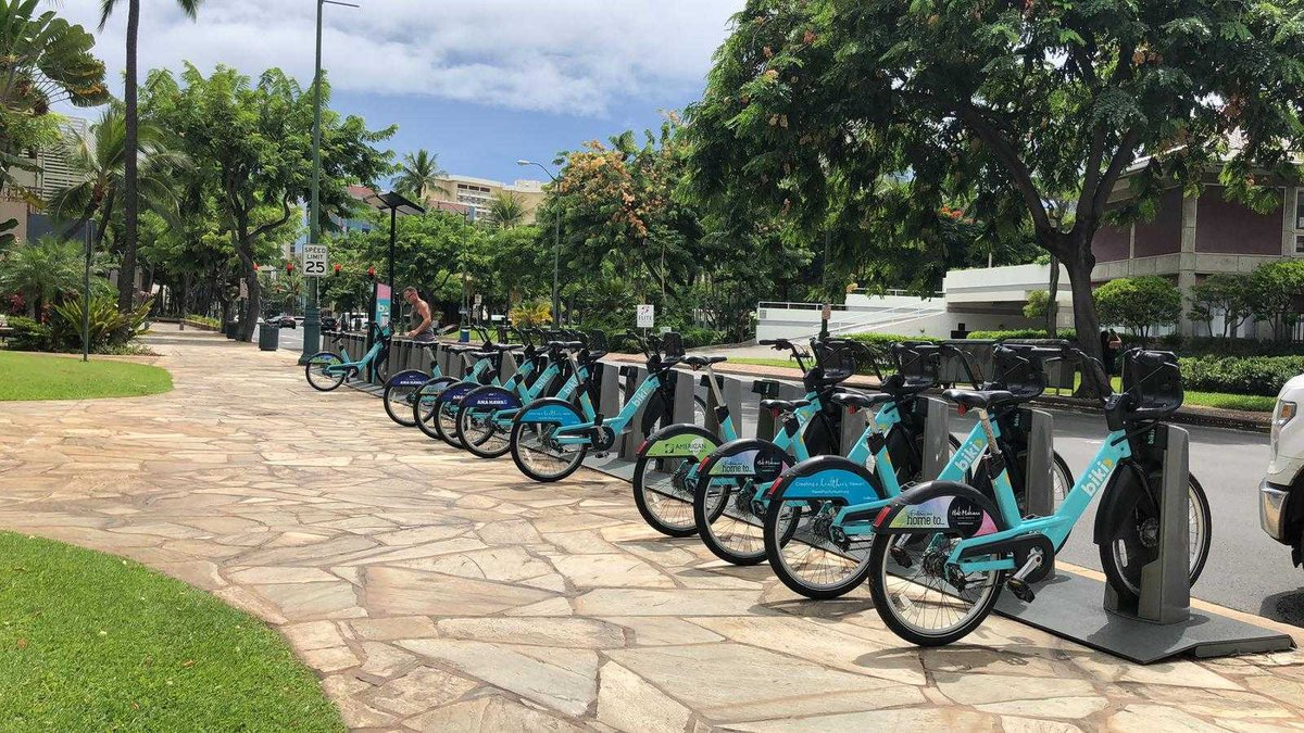 Biki is moving forward with their expansion plans for parts of Oahu.