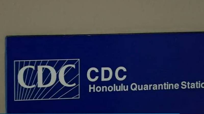 The CDC quarantine station at Honolulu's airport is screening passengers who may be at risk of...
