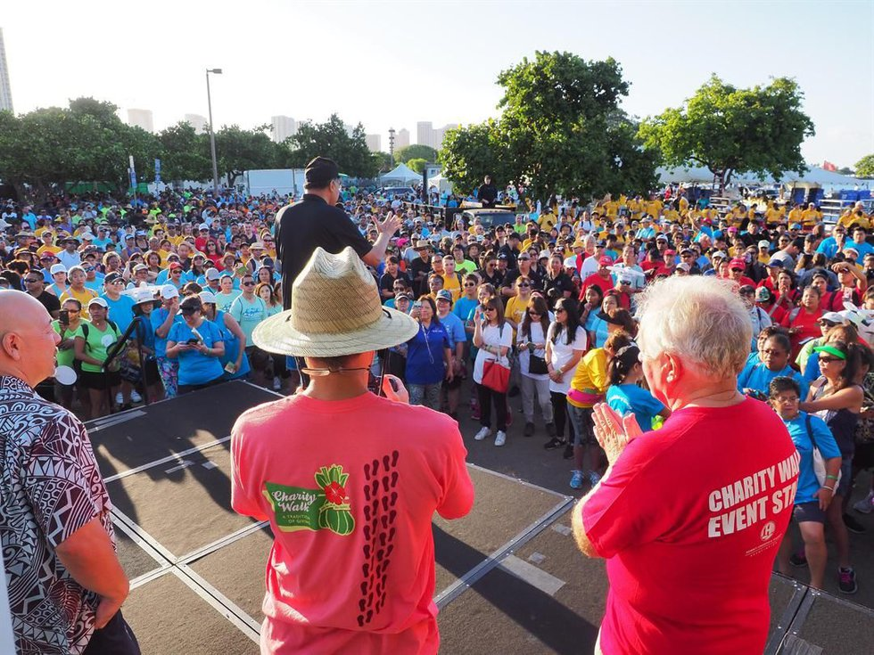 The 40-year-old charity walk hosted by the tourism industry raised a record $2.5M across the...