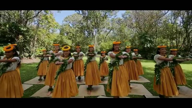 Halau Kala'akeakauikawekiu Kumu Hula Aloha Victor