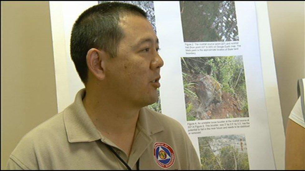 Peter Hirai; Department of Emergency Management Deputy Director