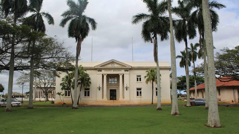 Kauai County building