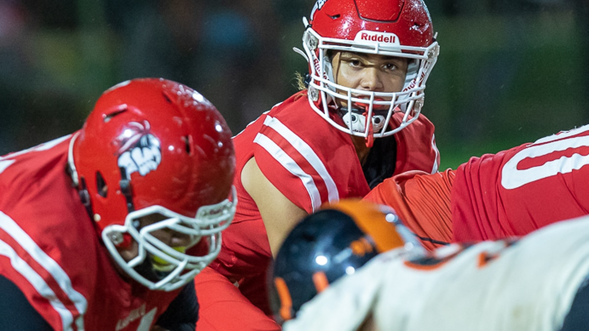 Kahuku advances to OIA Open Division title game following win over Farrington