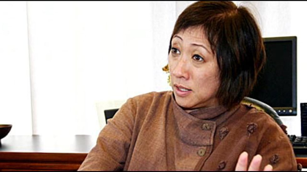 U.S. Representative Colleen Hanabusa